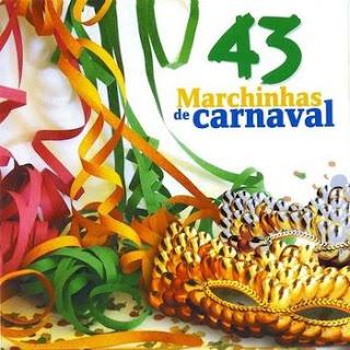 CD CD 43 Marchinhas de Carnaval – Banda Carnavalesca Brasileira