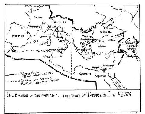Byzantium Novum Militarium: Roman Empire, AD 395