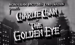 Película Charlie Chan in the Golden Eye Online