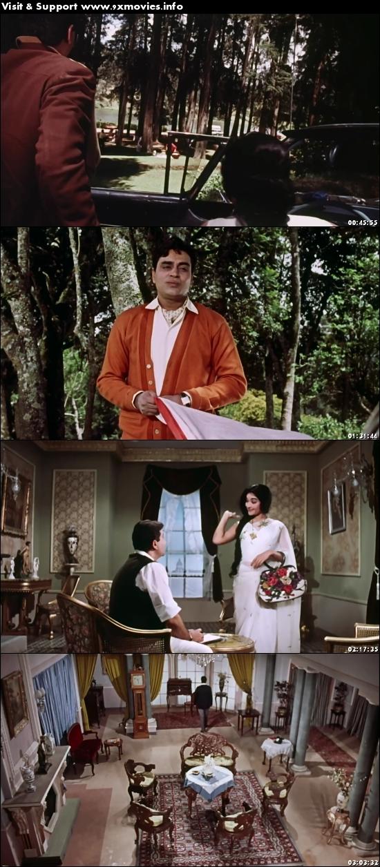 Sangam 1964 Hindi 720p BluRay 1.7GB