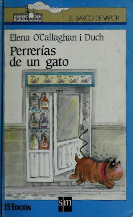 LIBRO PERRERIAS DE UN GATO