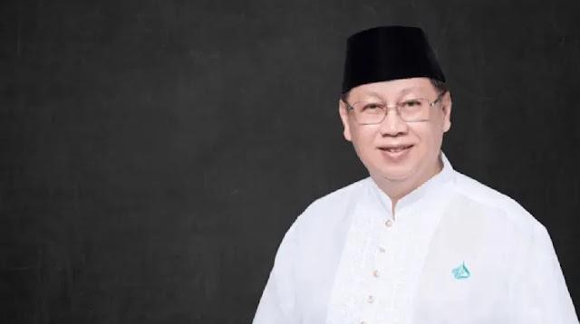 Kisah Mualaf Bos JNE dan Mimpinya Dirikan 99 Masjid