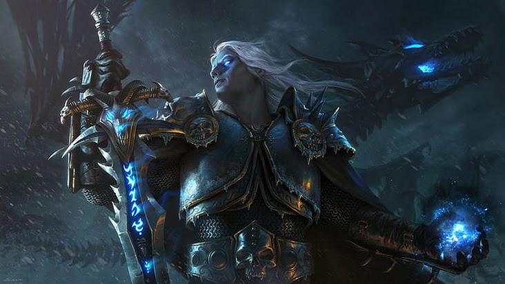 Chiêm ngưỡng bộ cánh mới của các hero phe Undead trong Reforged