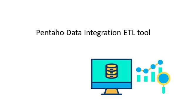 Pentaho Data Integration ETL and Data Warehouse Concepts