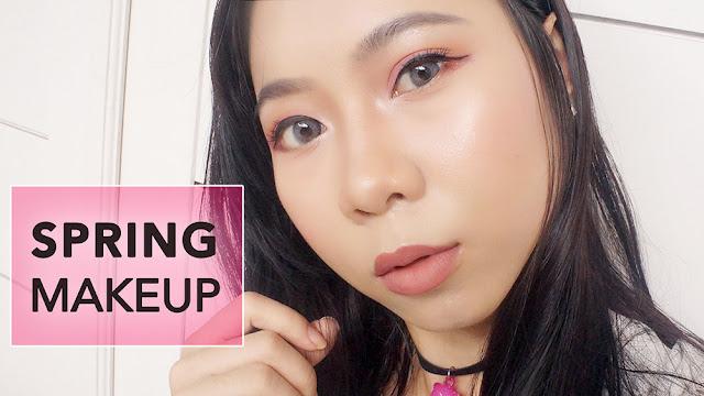 spring makeup 2016