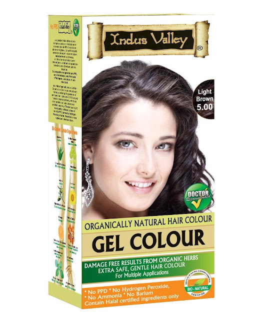Hair Colour for Girls