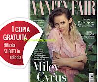 Logo Vanity Fair : ritira la tua copia gratuita in edicola