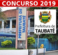 Concurso Prefeitura de Taubaté 2019