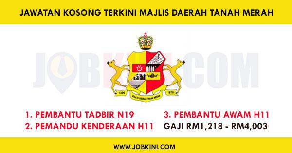 Majlis Daerah Tanah Merah