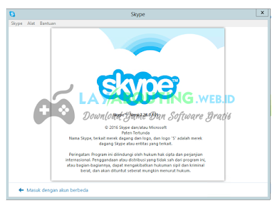 Skype 7.28.0.101 Final Terbaru Offline Installer