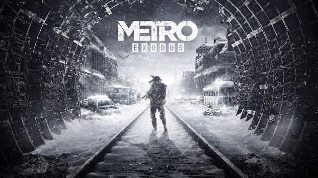 Metro Exodus untuk platform PS4, Xbox One, PC.