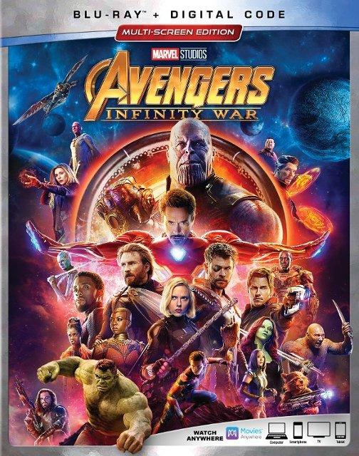 Avengers Infinity War (2018) Dual Audio Hindi 720p 480p Full
