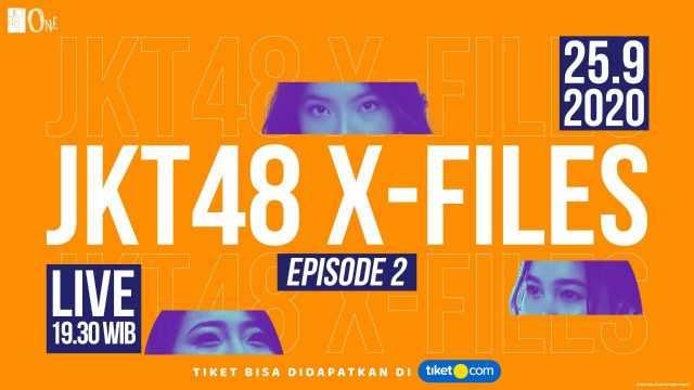 JKT48 X files ep02