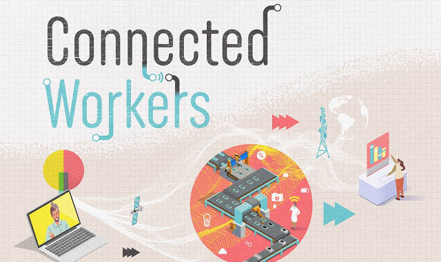 How connected workers benefits the industries