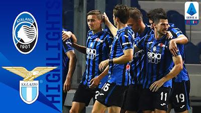 Video Atalanta 3-2 Lazio: Vòng 27, VĐQG Italia