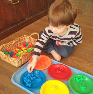 teaching toddlers colors logic and reasoning