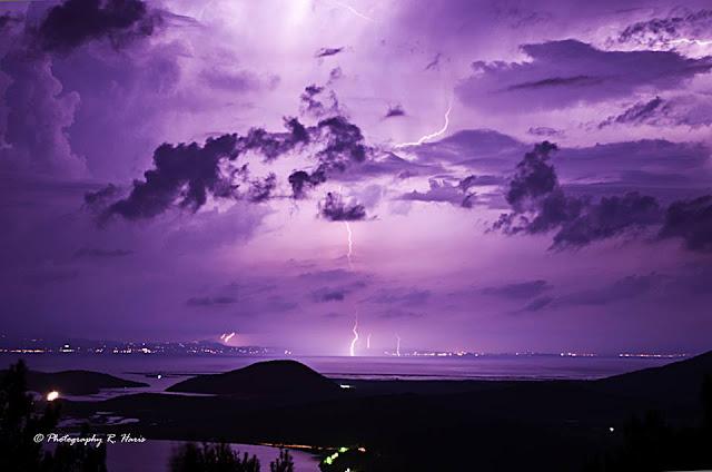 Επιδείνωση καιρού με ισχυρές καταιγίδες, χαλαζοπτώσεις, ισχυρούς ανέμους σε Ιόνιο και Ήπειρο
