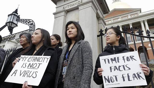 L'odio contro i cinesi è cresciuto in Gran Bretagna durante la crisi pandemica COVID-19