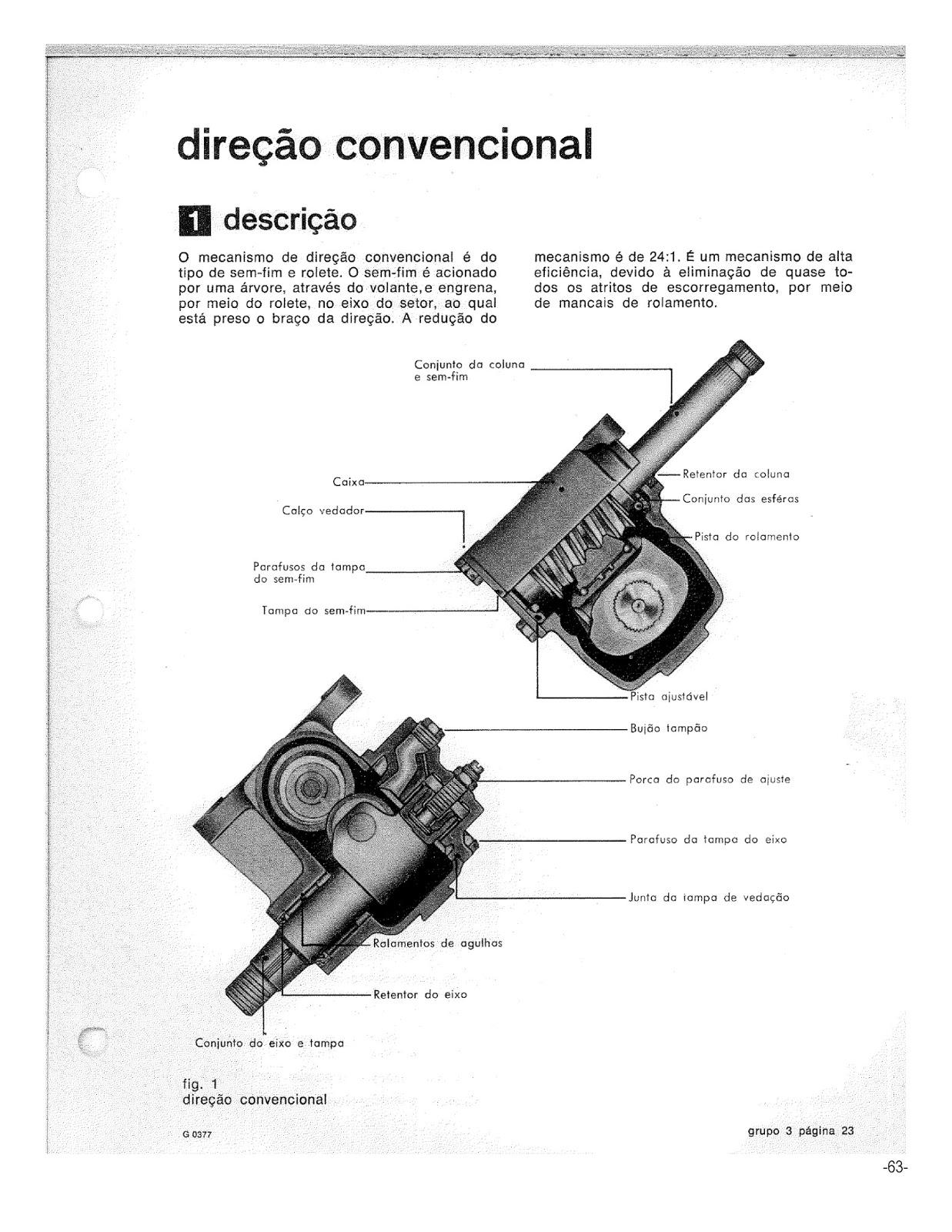MANUAIS DO PROPRIETÁRIO GRÁTIS: MANUAL MECÂNICO FORD