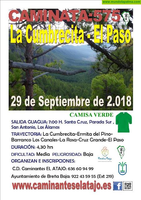 """EL ATAJO: """"La Cumbrecita - El Paso"""""""