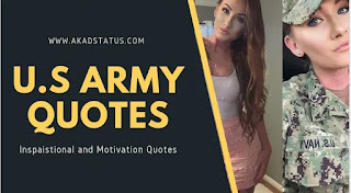 U.S Army Quotes