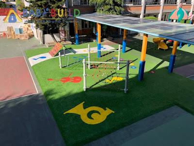 桃園市桃園區西門國小 - 公立國民小學兒童遊戲場改善計畫