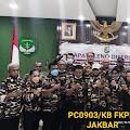 Pengurus Cabang 0903 KB FKPPI Jakarta Barat Mengadakan Rapat Pleno Diperluas
