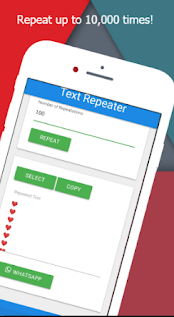 Cara Membuat Repeat Text Whatsapp Atau Text Berulang Mudah