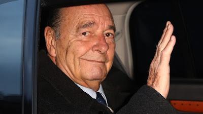 Jacques Chirac n'est plus- AFP