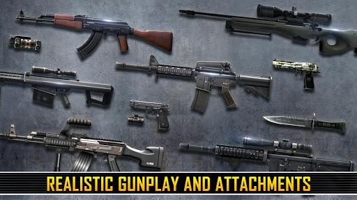 Bullet Strike : Battlegrounds