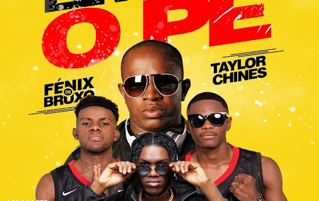 Dj Kapiro feat. Fénix De Bruxo & Taylor Chinês - Levanta O Pé (Afro House) Download Mp3