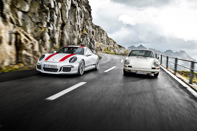 New Cars, Porsche 911 R: The Purist's Porsche