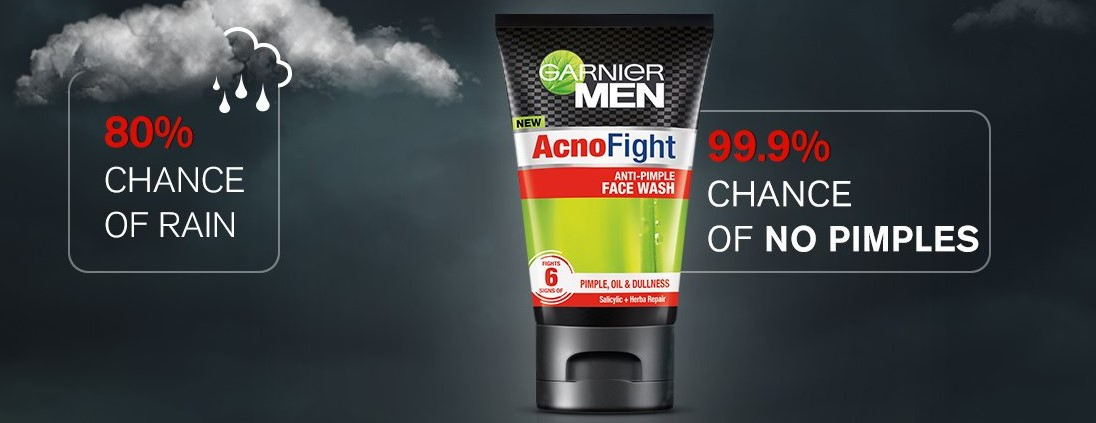 Garnier Men Acno Fight Wasabi