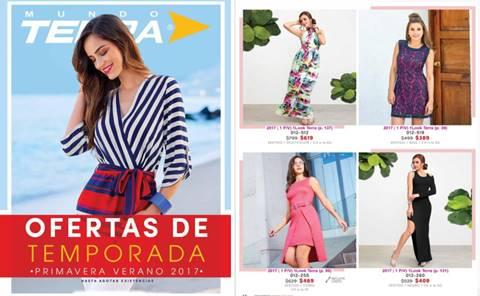 Catálogo Terra Ofertas Primavera Verano 2017
