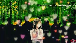 Bheed Mein Tanhai Mein Female Love Whatsapp Status Video Download