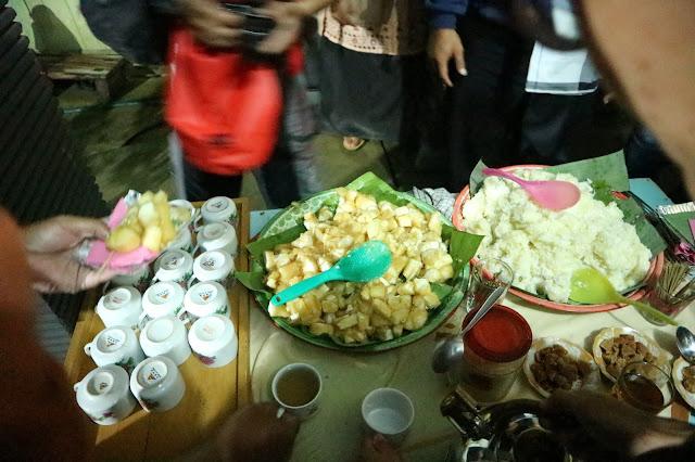 Desa Wisata Benowo, Gunung Kunir, Curug Benowo, Petilasan Pangeran Benowo, Curug Batur, Curug Padusan, Baceng
