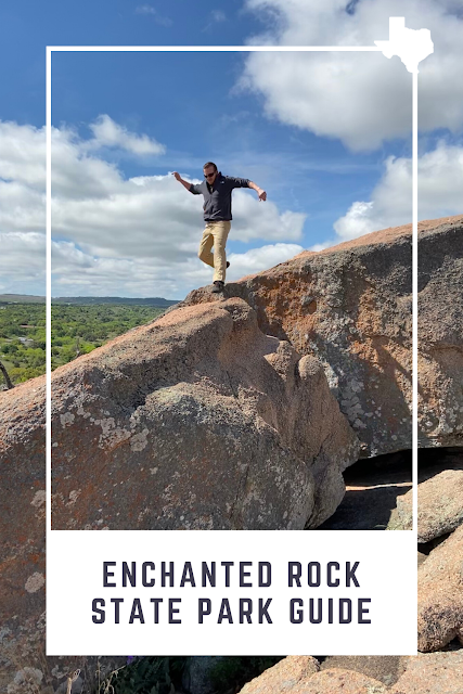 Enchanted Rock State Park Weekend Camping Guide