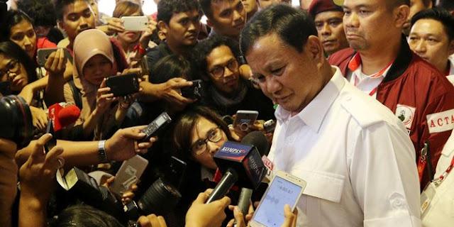 Fadli Zon Ungkap Sosok Ideal Pendamping Prabowo