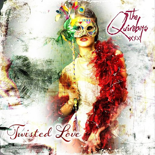 THE QUIREBOYS - Twisted Love EP (2016) full