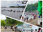 Melirik Keindahan Pantai Kolo, Kian Ramai Dikunjungi
