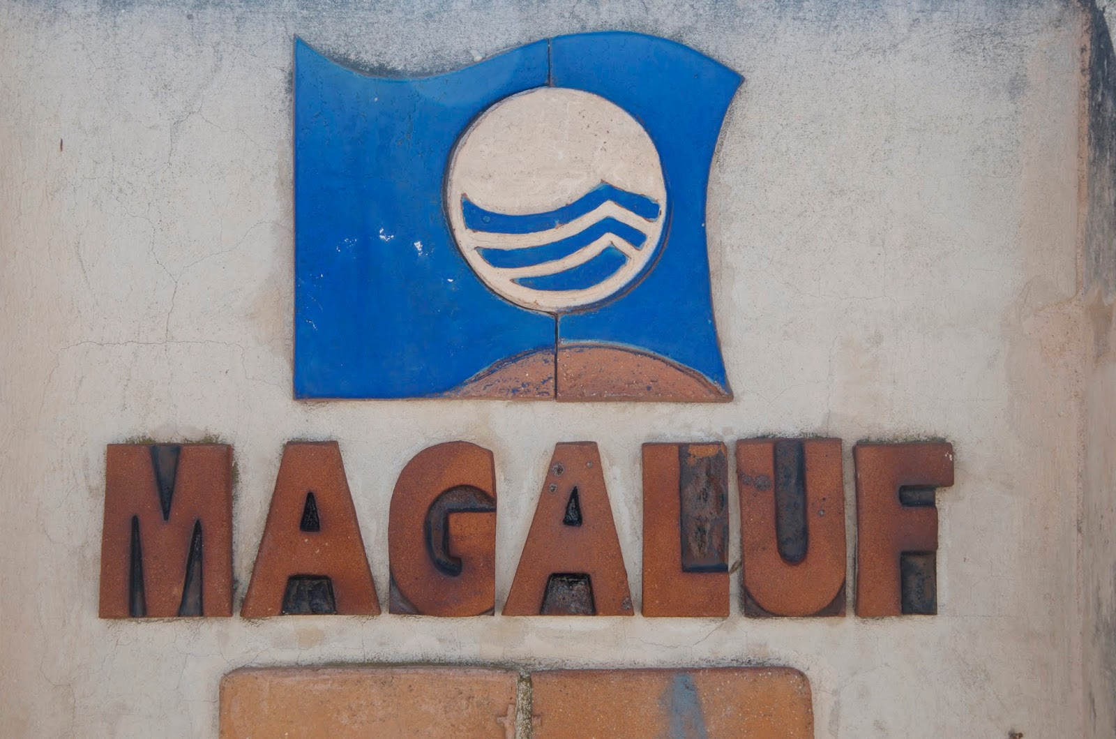 Magaluf sign
