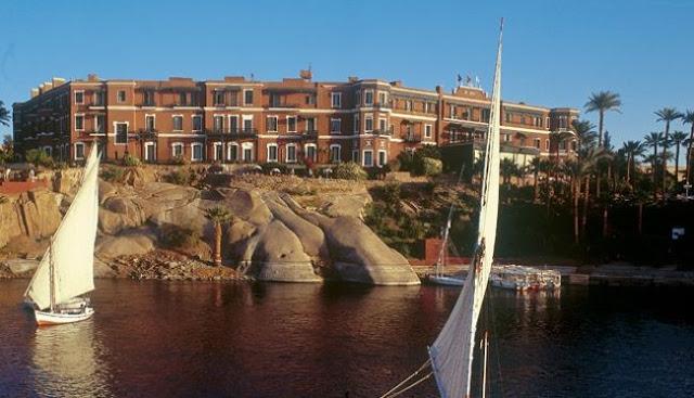 فندق سوفيتيل أولد كتراكت أسوان Sofitel Legend Old Cataract Aswan