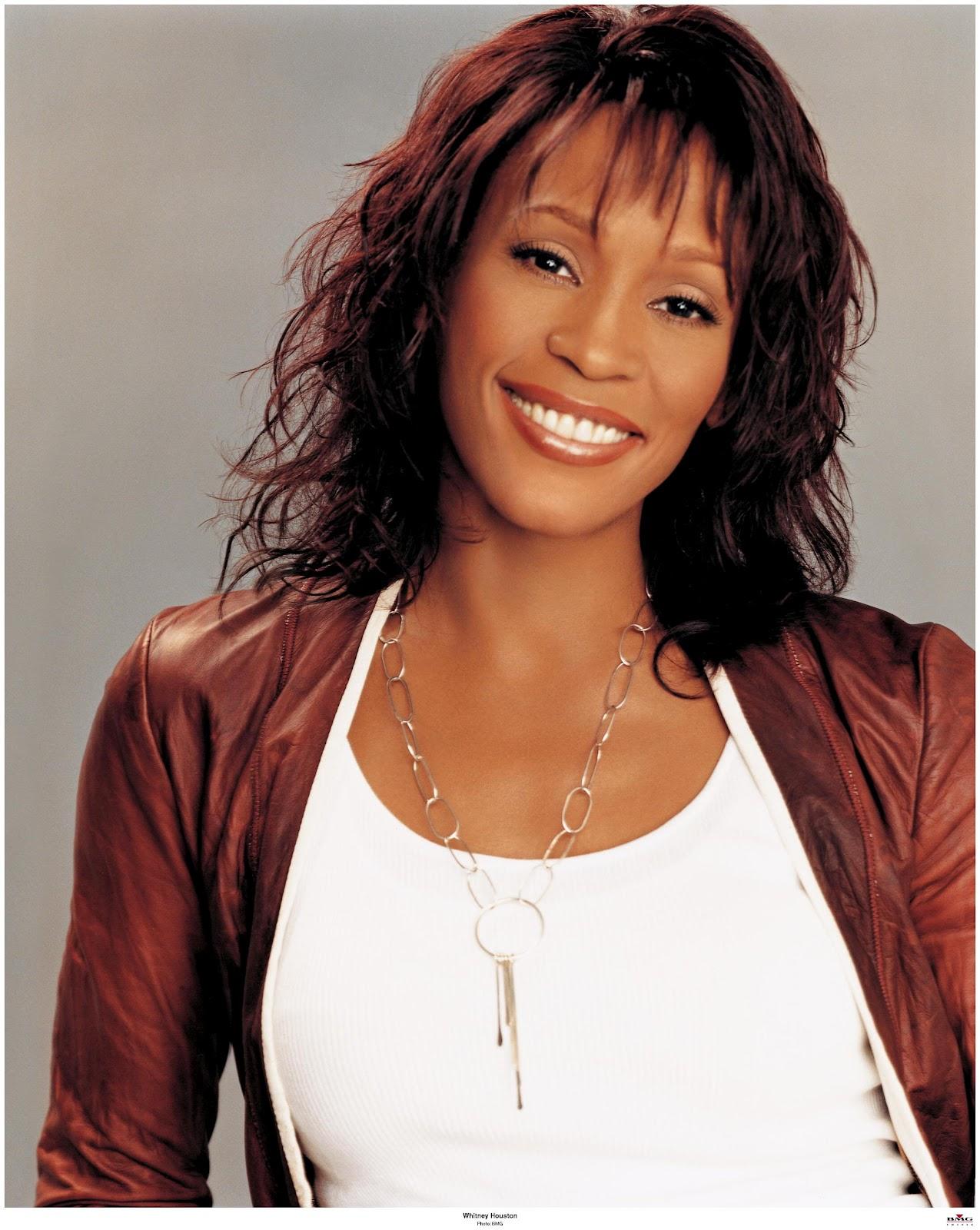 Carroll Bryant Legends Whitney Houston