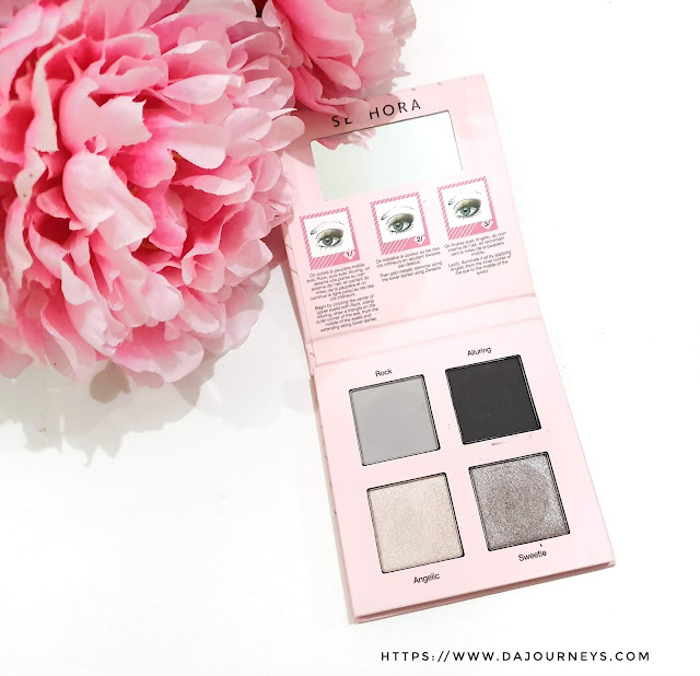 Review Sephora The Surprising Christmas Palette