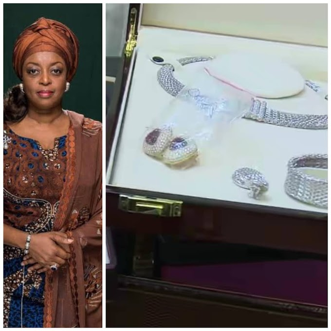 Nigeria to confiscate $40 m of jewellery, gold iPhone from ex-oil minister