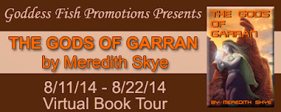 THE GODS OF GARRAN by Meredith Skye
