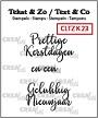 http://www.all4you-wilma.blogspot.com https://www.crealies.nl/nl/product/cltzk23