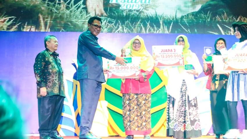 SD Islam Surya Buana Kembali Peroleh Juara 2 GSF 2019