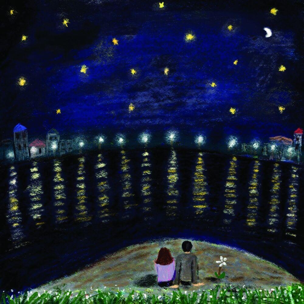 SHIN KINAM – 우리의 밤, 그대와 나 – Single