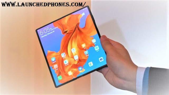 Huawei Mate X 5G Mobile phone